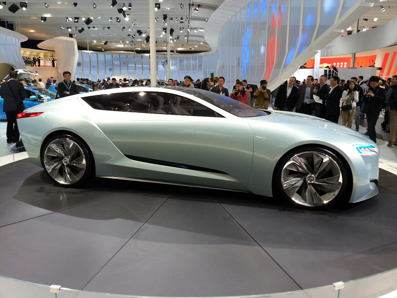 Car, Concept Car, Buick, riviera, price, spec, interior design