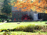 Grist Mill Sudbury MA.