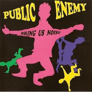 Public Enemy – Bring Us Noise: Live in Winterthur (CD) (1992) (320 kbps)