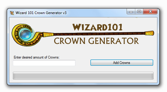 wizard101 crown generator free download