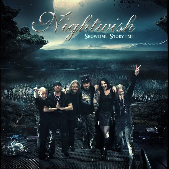 Nightwish - Showtime, Storytime (Limited Digipak) 2013