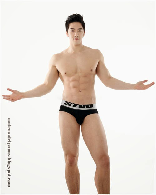 Jiho lee with sexy underwear