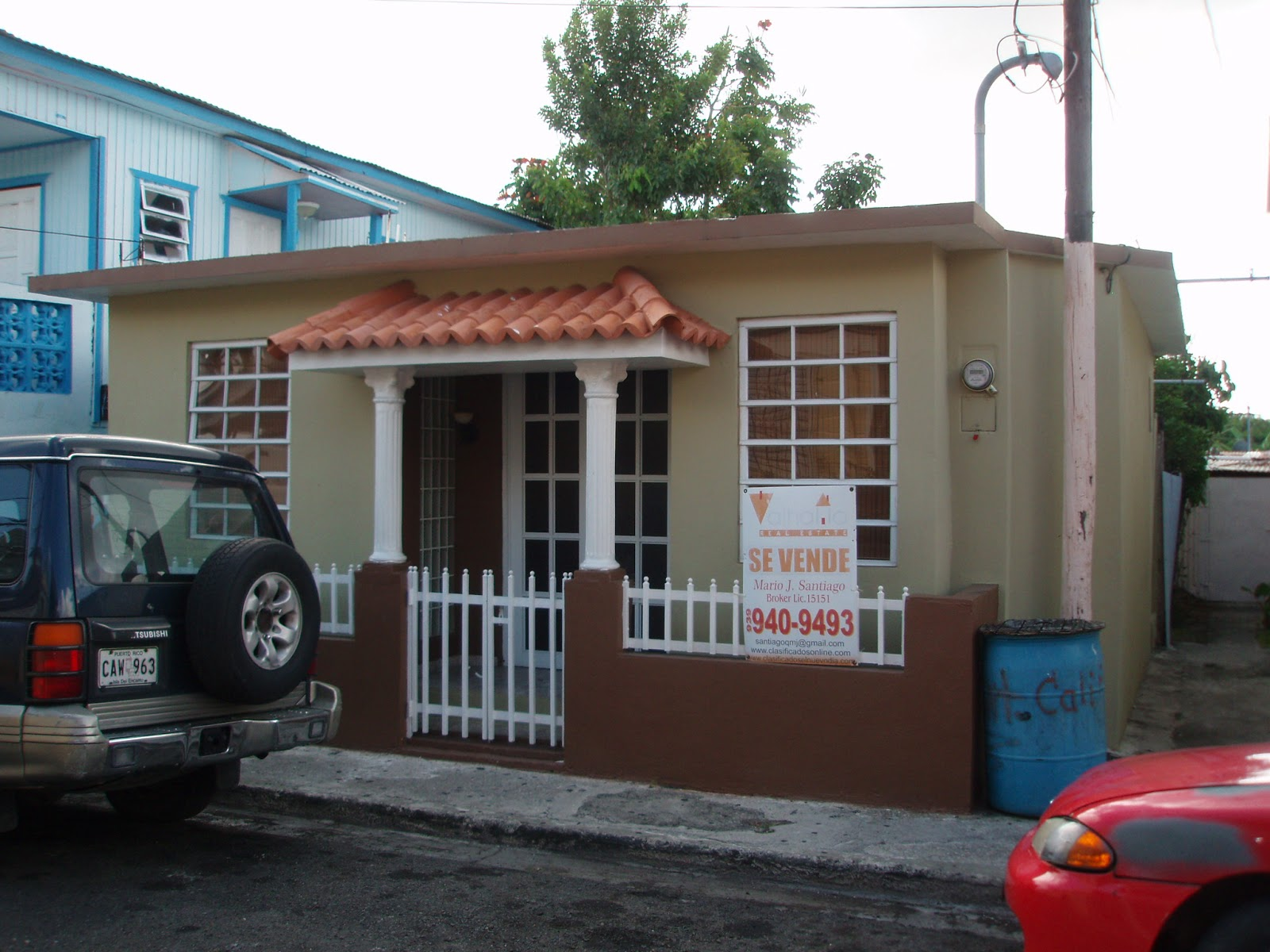 Casas baratas en puerto rico pictures to pin on pinterest for Casetas economicas