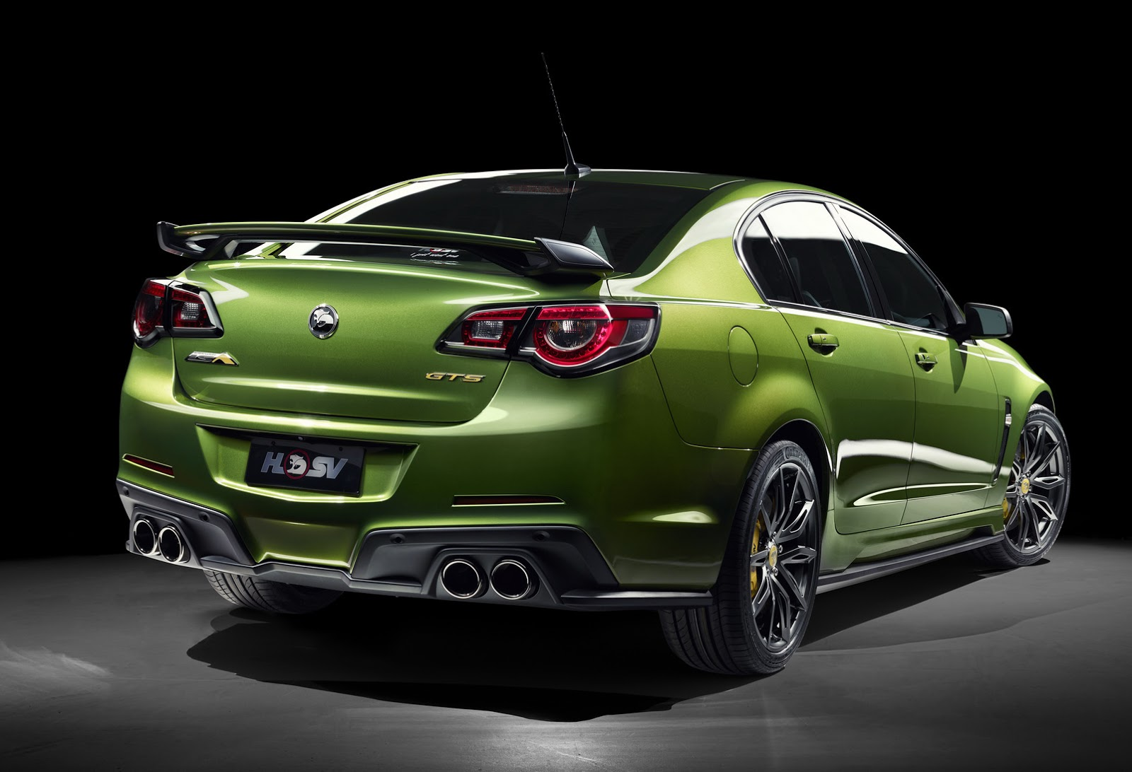 Holden HSV Launches 2016 Supercharged GEN F2 Range