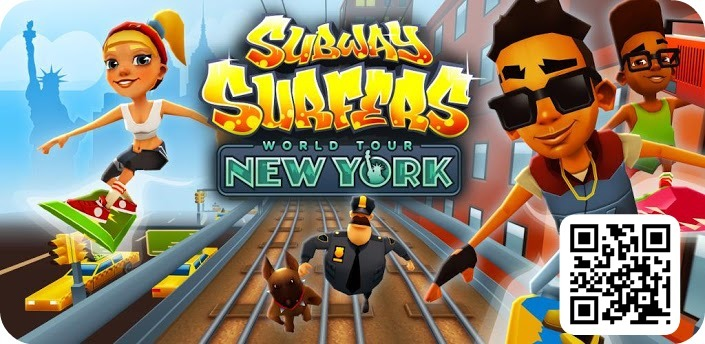 Subway Surfers Para Nokia Asha 306 | Apps Directories