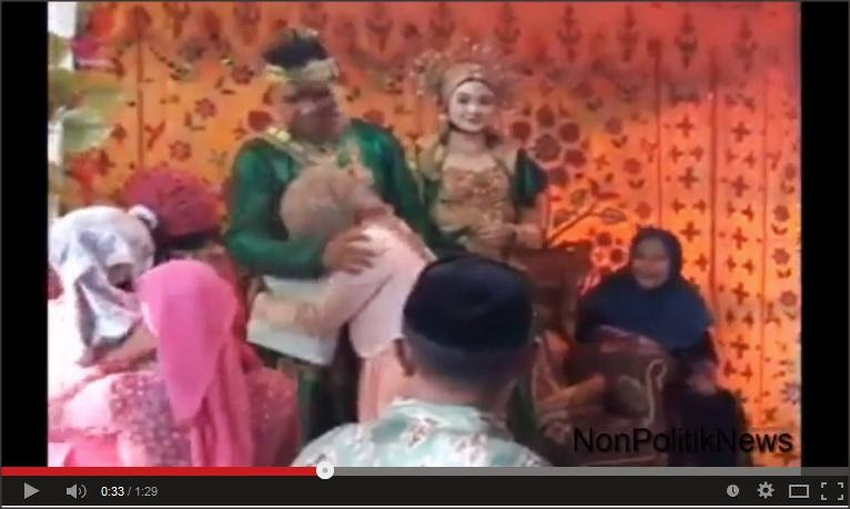 Video Risna Menghadiri Pernikahan Mantan Kekasihnya