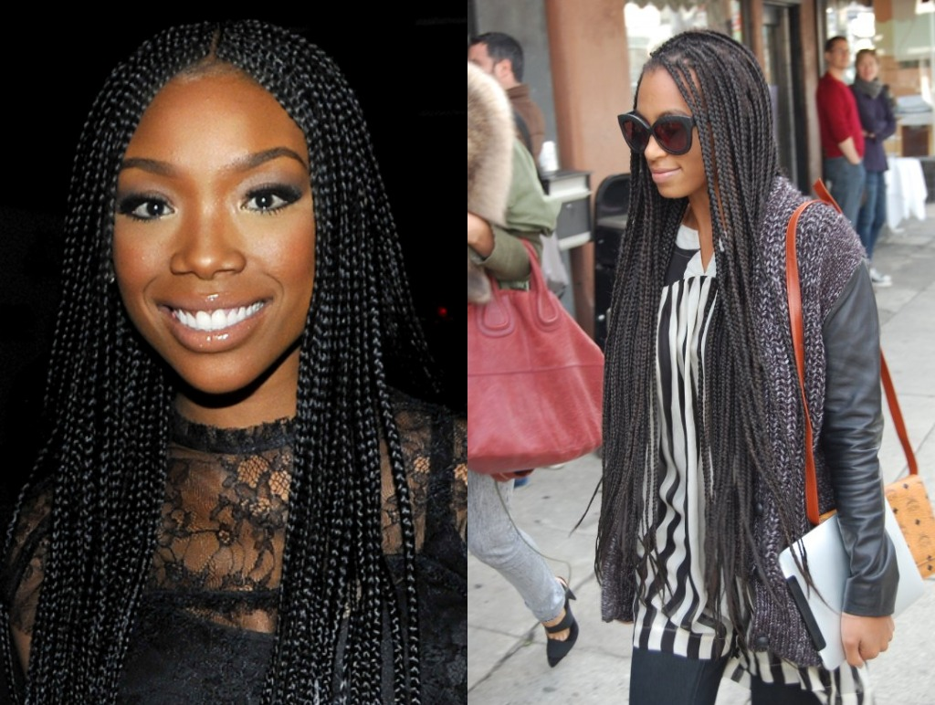 Micro Braids Are Just As The Name Suggest They Made Up Of Tiny Individual Each Braid Will Have A Very Small Amount Your Hair Encased