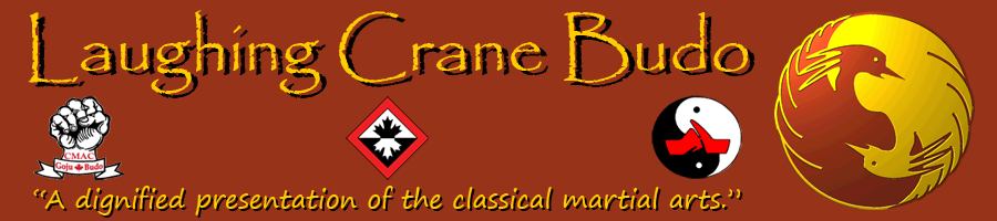 Laughing Crane Budo