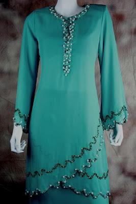 baju raya pilihan : 2012