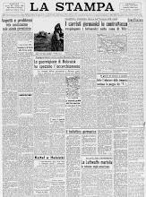 LA STAMPA 1 LUGLIO 1944