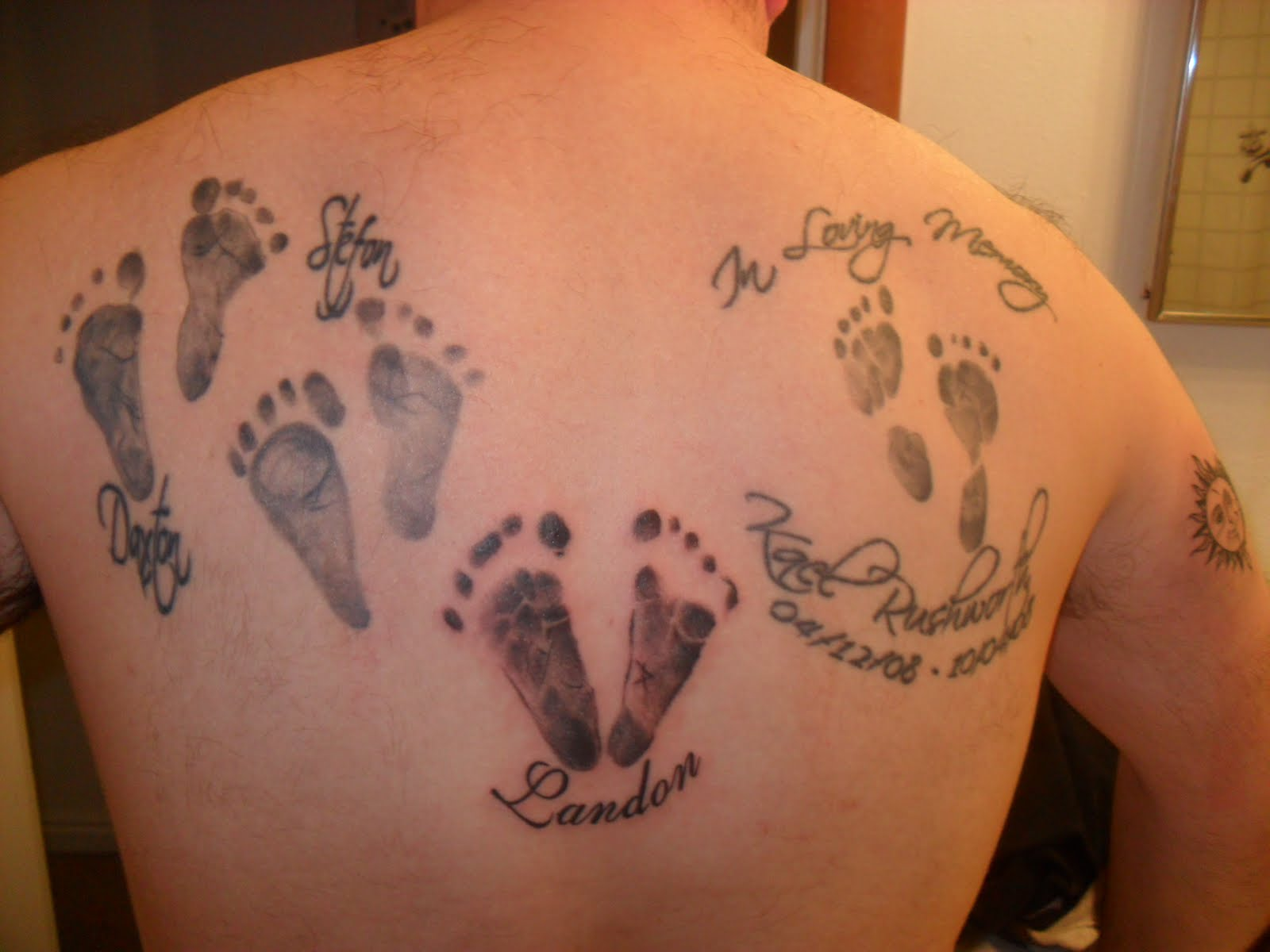 Miscarriage Tattoo Ideas
