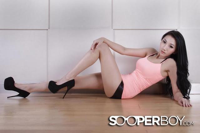 Ade Sagita for Sooperboy Magazine, February 2013