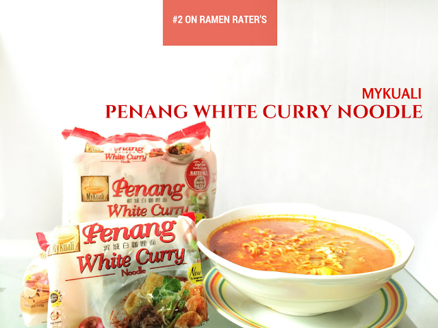 MyKuali Penang White Curry Noodle
