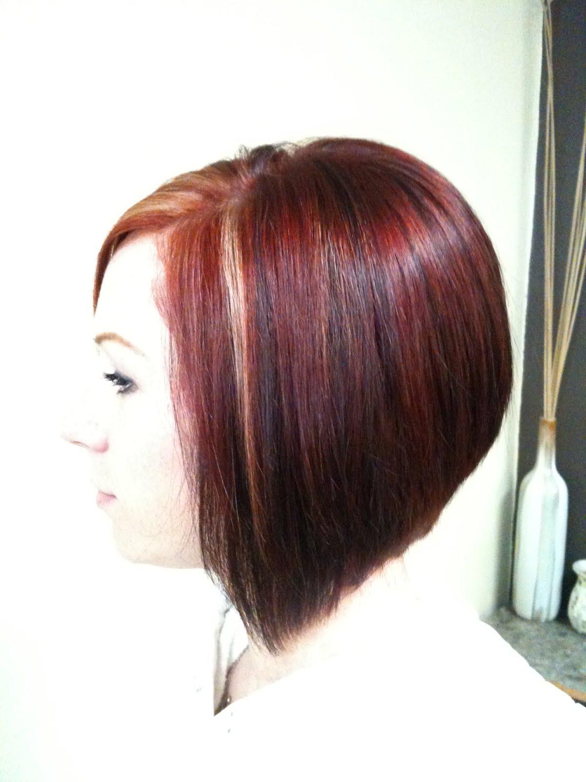Hair By Kyla A line Bob e My Favorite Haircuts
