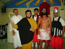 Paixão de Cristo na Cidade Alta