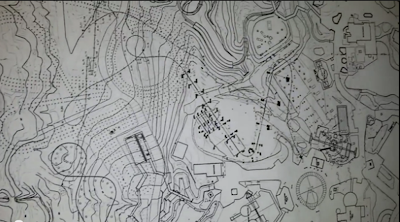 Kings Island 2014 Roller Coaster Layout