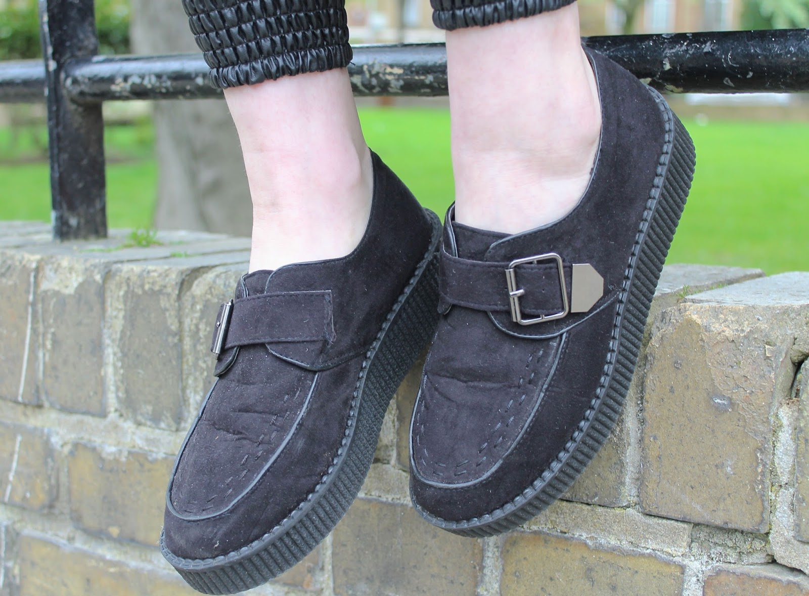 Bec Boop creepers style