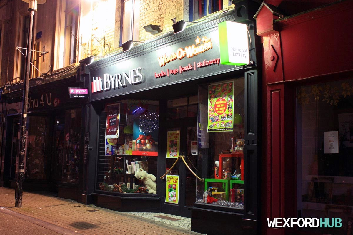 Byrne's World of Wonder, Wexford