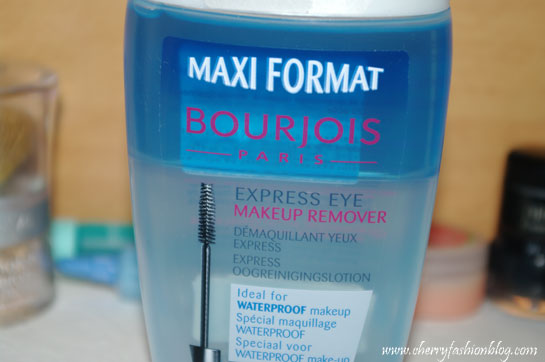 Bourjois Express Eye Makeup Remover, Bourjois Makeup Remover Review, Express Eye Makeup Remover Review, 2 phased makeup remover