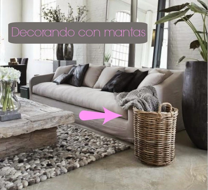 Mantas para sofa for Mantas sofa