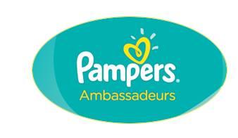 Ambassadrice Pampers