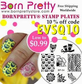 Born Pretty Store 10 % off code EVSQ10