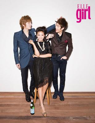 Boyfriend, Sistar y K.Will para ELLE Girl 20111118_boyfriend_kwill_hyorin_voguegirl_sistar