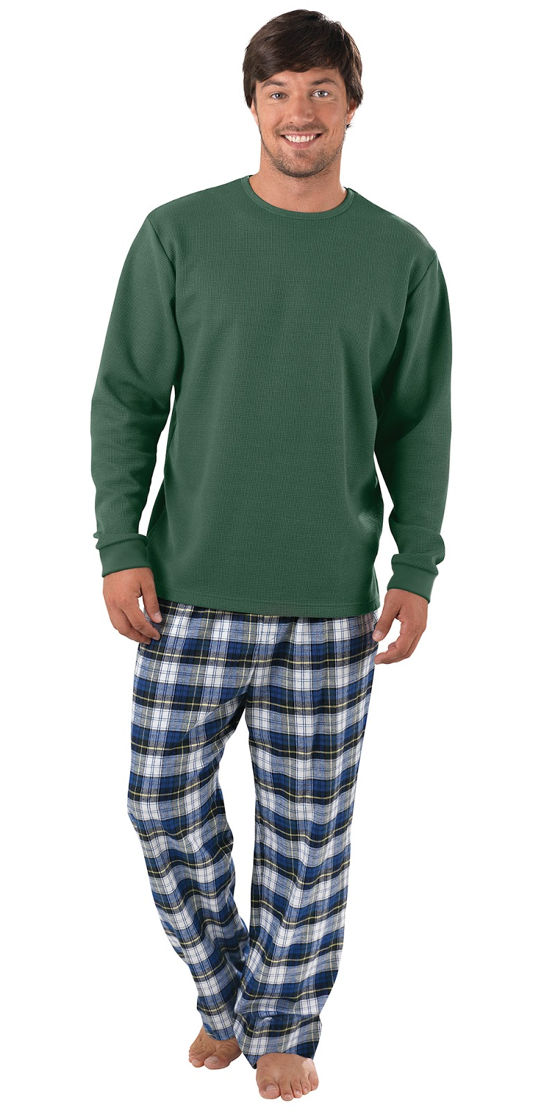 Shop for Mens Sleepwear & Robes in Men. Buy products such as Men's 2-Piece Fleece Sleep Set, Men's Flannel Pajama Set, Big Men's Knit Sleep Pant at Walmart and save.