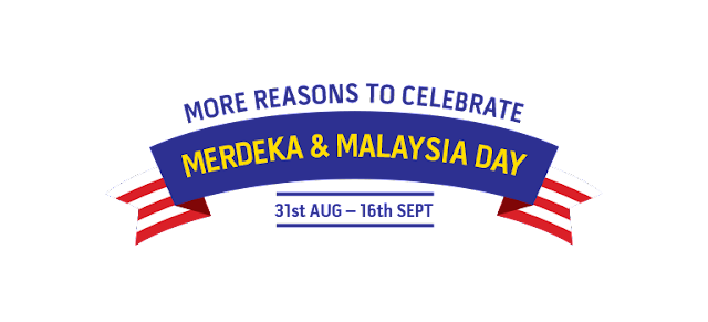 31 Aug 2013 Sat 16 Sep 2013 Mon The Star Merdeka Malaysia Day Promo