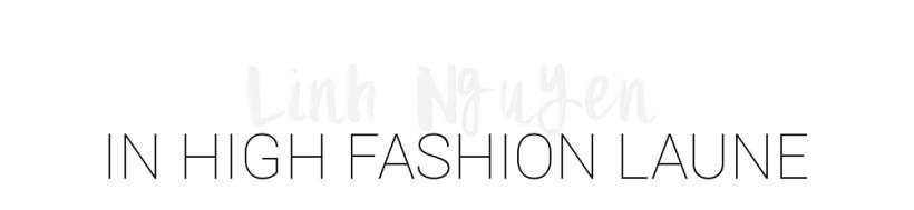 in high fashion laune - Fashion Blog aus Düsseldorf und Aachen