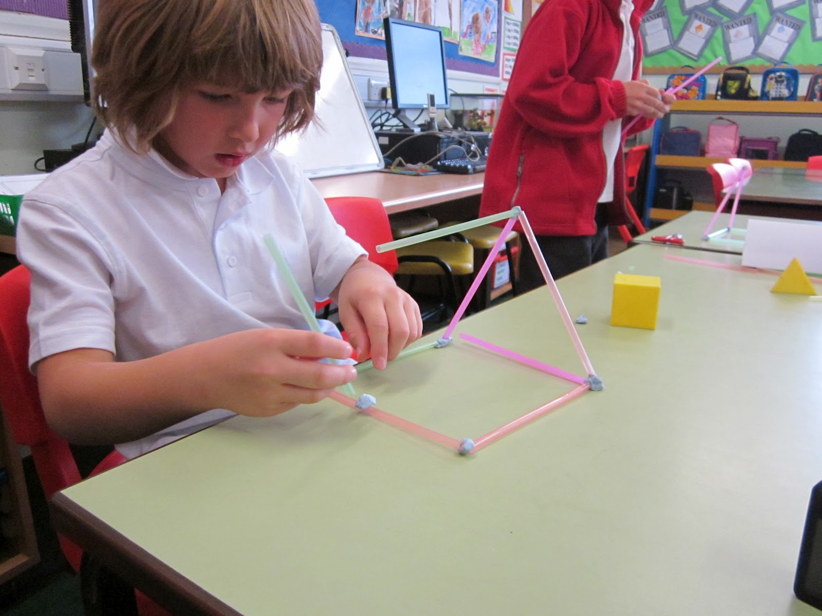 What 39 S Going On In The 5 4 Deer Class Making 3d Shapes