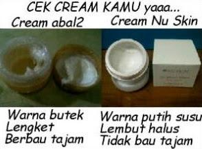 Perhatikan Cream Kamu  Ya :)