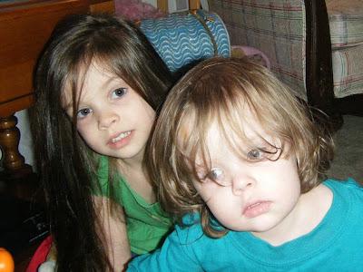 Samantha & Sasha