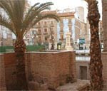 Plaza de Santa Eulalia