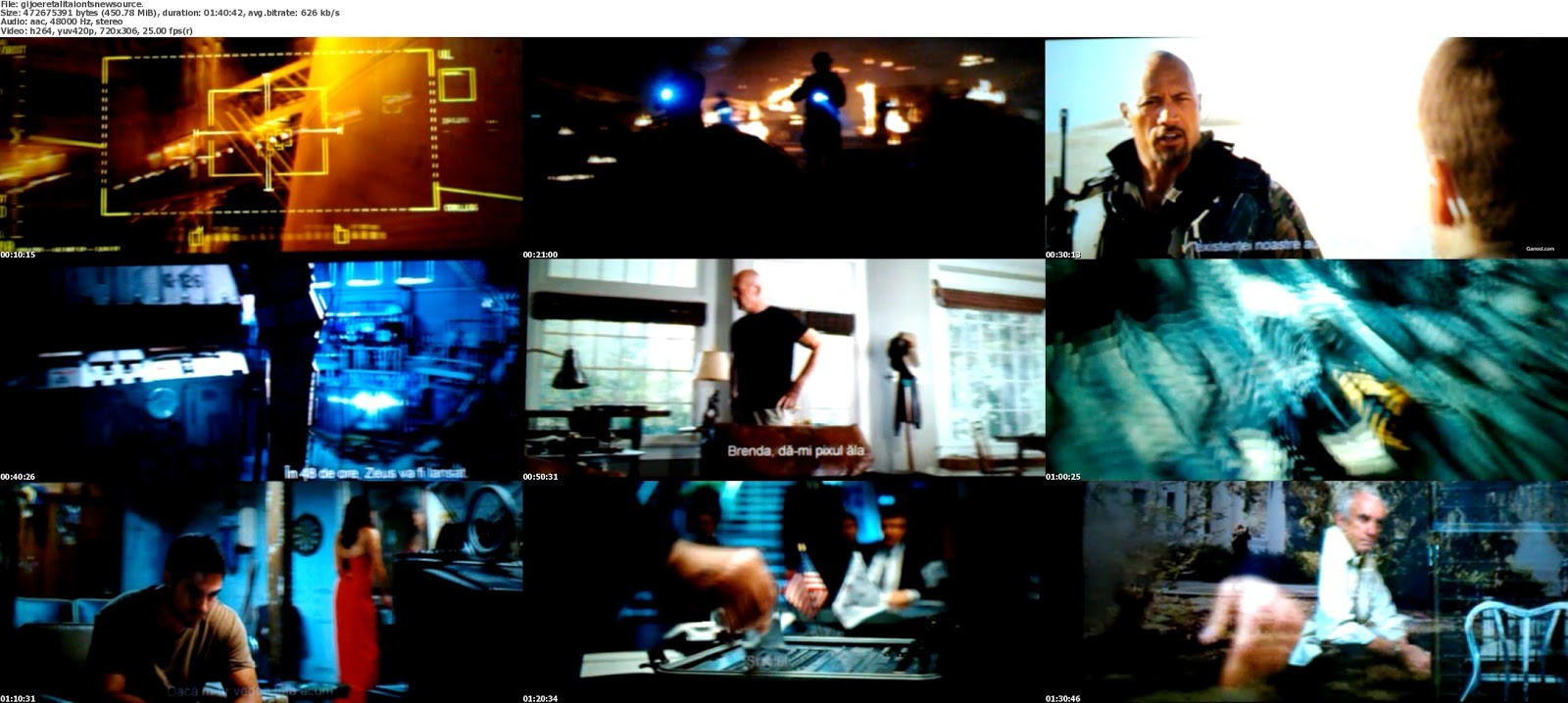 G.I.+Joe++Retaliation+(2013)+TS+NEWSOURCE+450MB+Hnmovies G.I. Joe: Retaliation (2013) TS NEWSOURCE 450MB