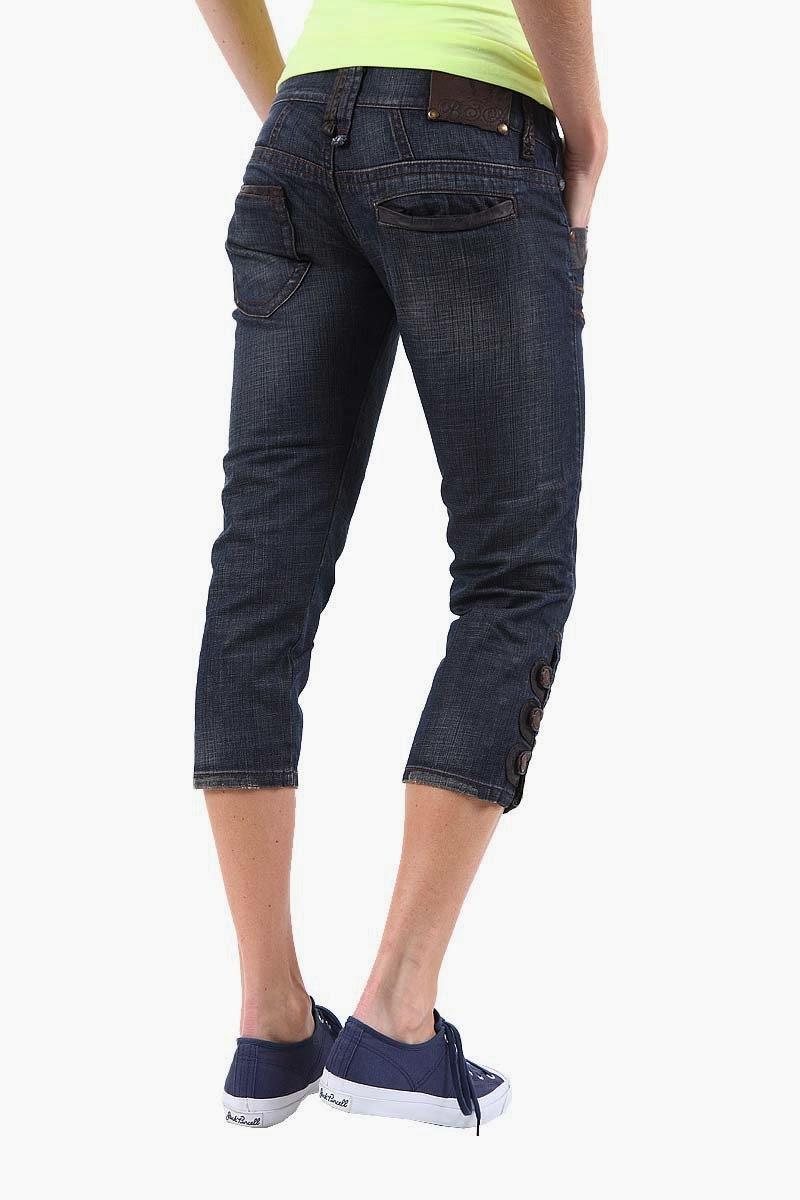 Tipo de calça jeans para pernas longas