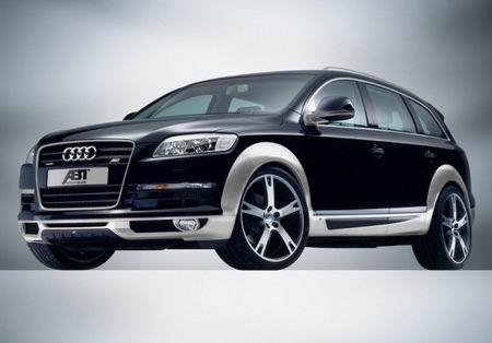 Audi photo galleries: Audi is preparing a large SUV Q9