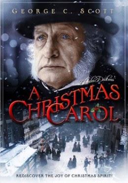 Scrooge Blog: Film Review: A Christmas Carol (1984, starring George C Scott)