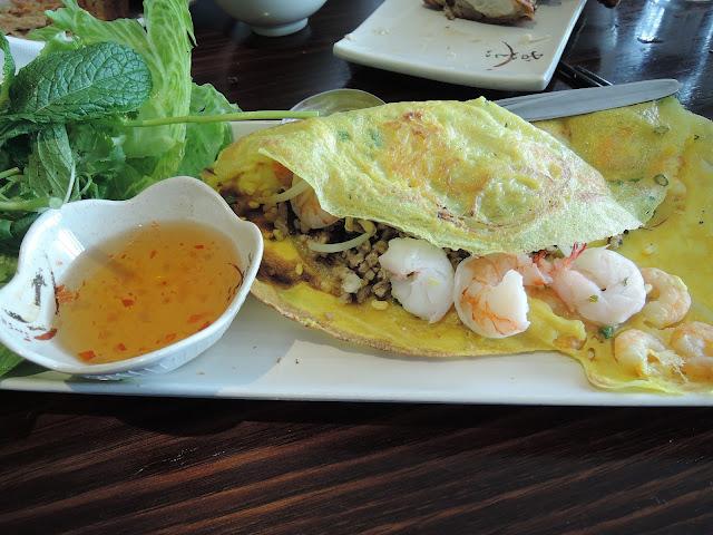 Tien Dat, Vietnamese, Box Hill, banh xeo, pancake