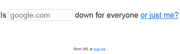 Is This Website Down or Not