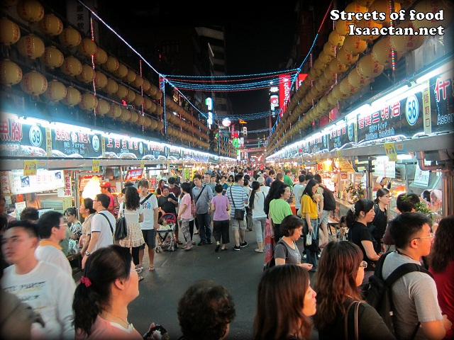 Keelung Miao Kou Night Market Taiwan 2