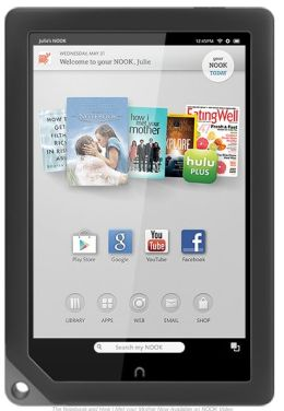 Barnes & Noble Nook HD+ Review and Gaming Performance