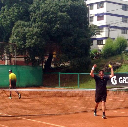 ITF SENIORS G2 LA SERENA CHILE - FINALISTAS