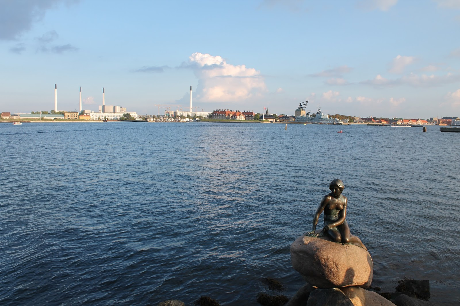 Copenhagen Travel Post - The Little Mermaid