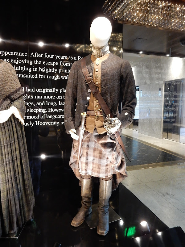 Outlander Jamie Fraser costume