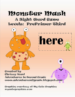 http://www.teacherspayteachers.com/Product/Monster-Mash-A-Sight-Word-Game-955451