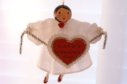 Valentine Hankie Doll
