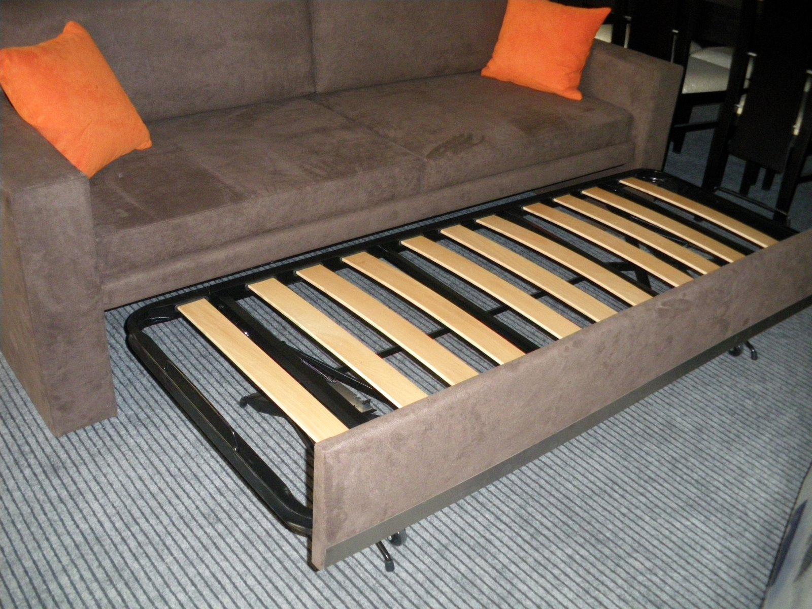 Κρεβάτι συρόμενος - καναπές κρεβάτι