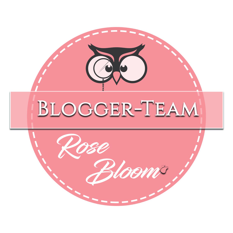 Ich bin im Blogger Team von