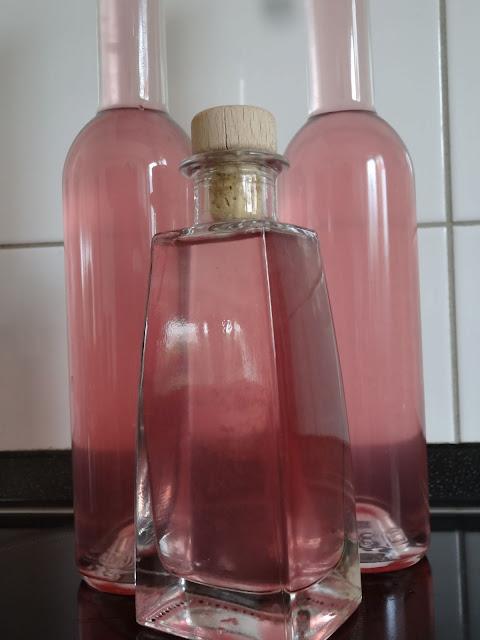 Veilchen- Sirup